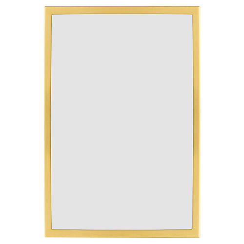 Erato Picture Frame, Gold