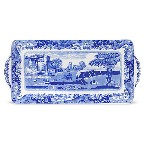 Porcelain Lunch Tray