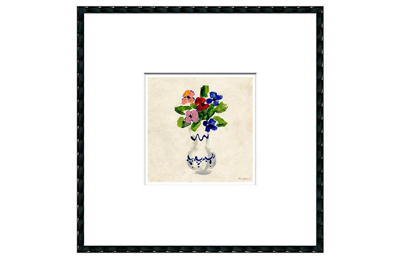 Dana Gibson, Flower Pot II