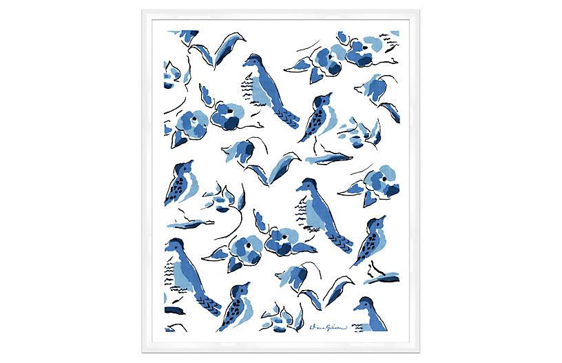 Dana Gibson, Birds I