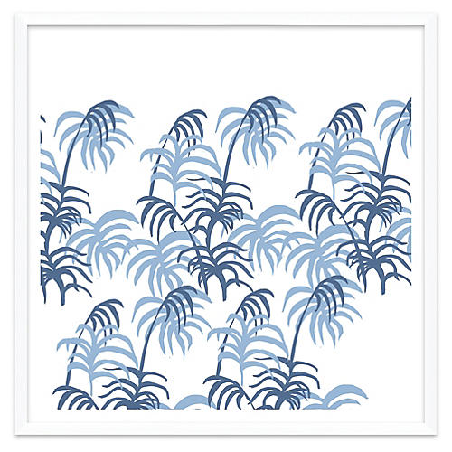 Dana Gibson, Blue Palm