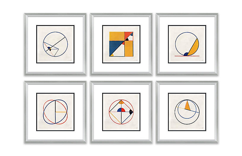 Soicher Marin, Euclid's Geometry Series Set III