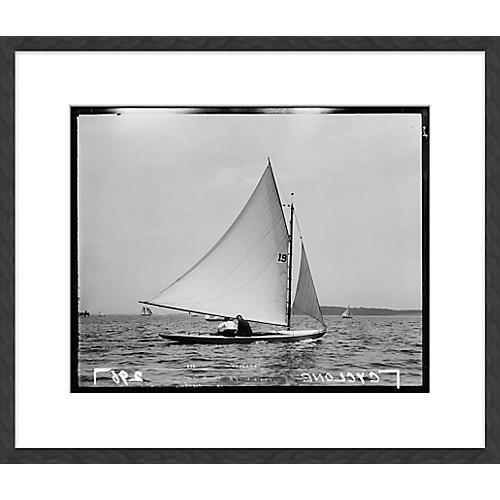 Sailboats III, Soicher Marin
