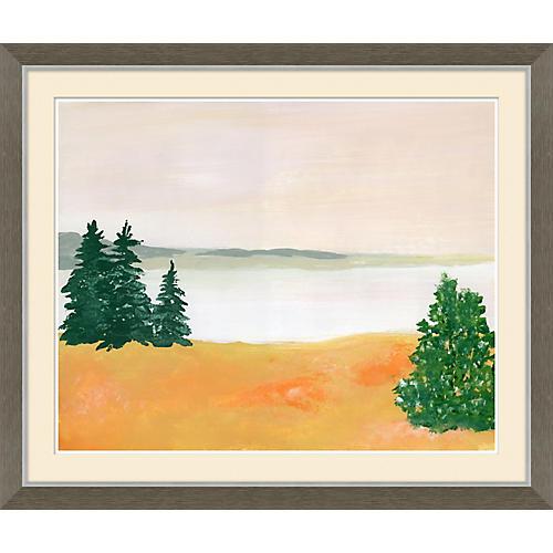American Landscape VII, Soicher Marin