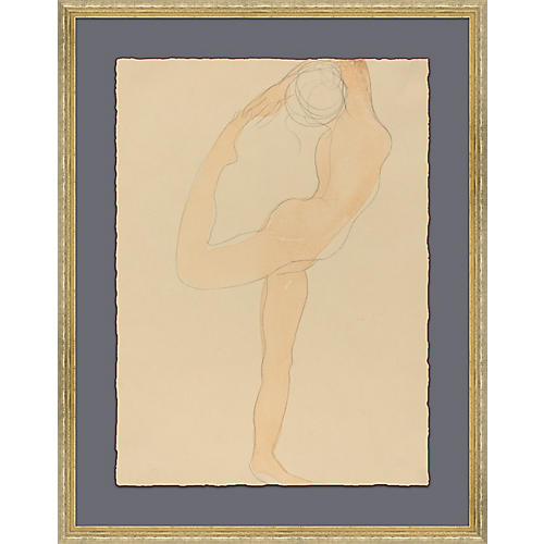 Figure Painting II, Soicher Marin