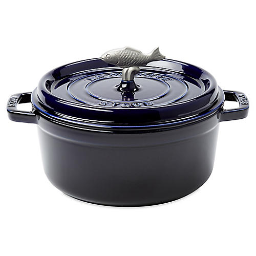 Pesce Cocotte, Dark Blue