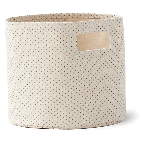 Pin Dot Kids' Pint Storage, Gray