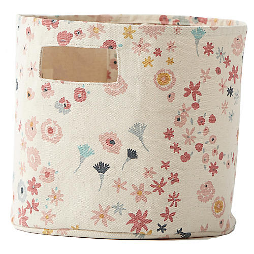 Meadow Kids' Storage, Pink/Multi