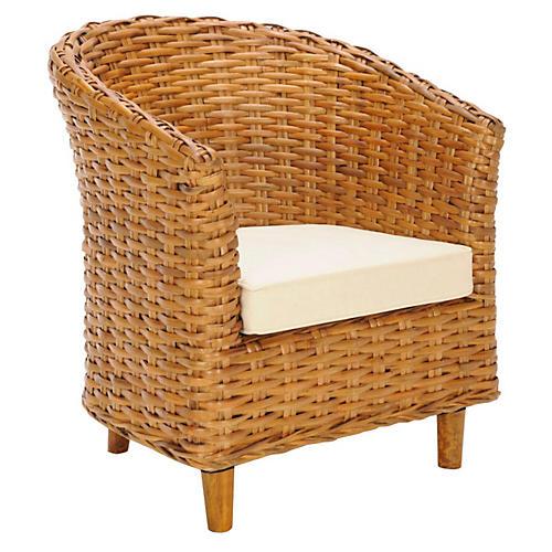 Chris Barrel Chair