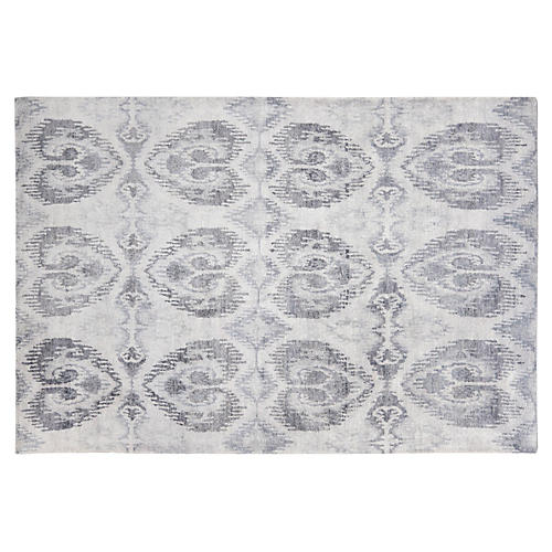 Hunter Rug, Gray
