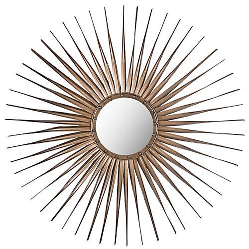 """Shanira 33"""" Mirror"""