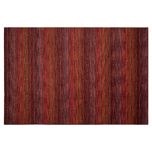 Kirnan Rug, Red/Multi