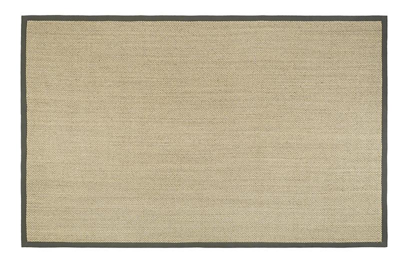 10'x14' Joplin Sisal Rug, Slate