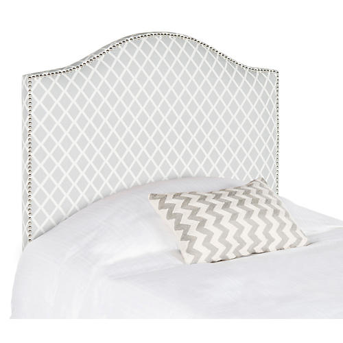 Larsen Headboard, Gray