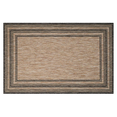 Baru Outdoor Rug, Multi