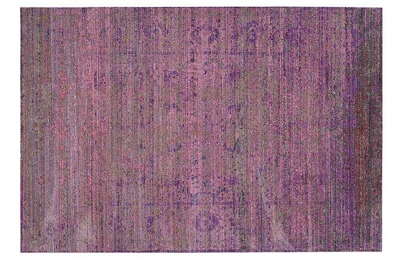 Marlette Rug, Lavender/Multi
