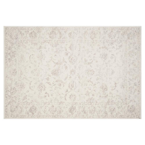 Ayanna Rug, Light Gray