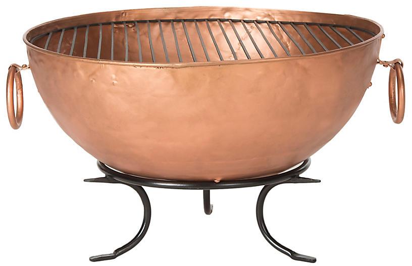 Dain Outdoor Fire Pit