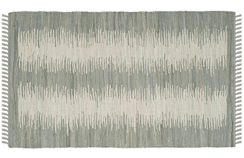 Cleburne Rug, Gray