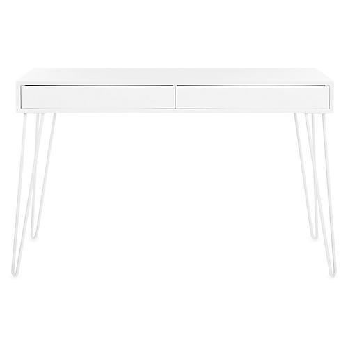 Rosell Desk, White