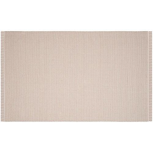 Forum Flat-Weave Rug, Beige/Ivory