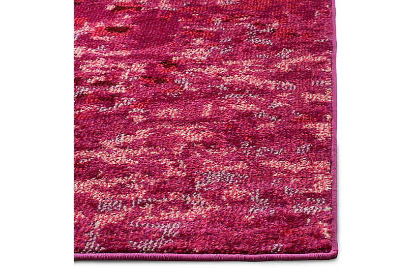 Stoecker Rug Fuchsia Contemporary Rugs By Style