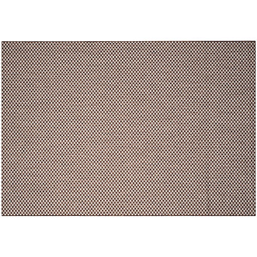 Biscayne Outdoor Rug, Brown/Gray