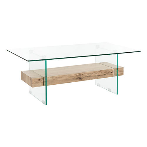 Kayley Coffee Table, Natural