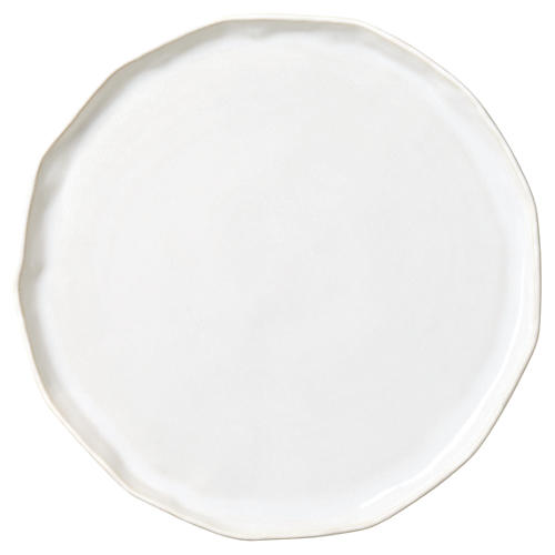 Forma Small Round Platter, Cloud