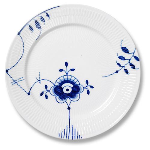 Mega Dinner Plate, Blue