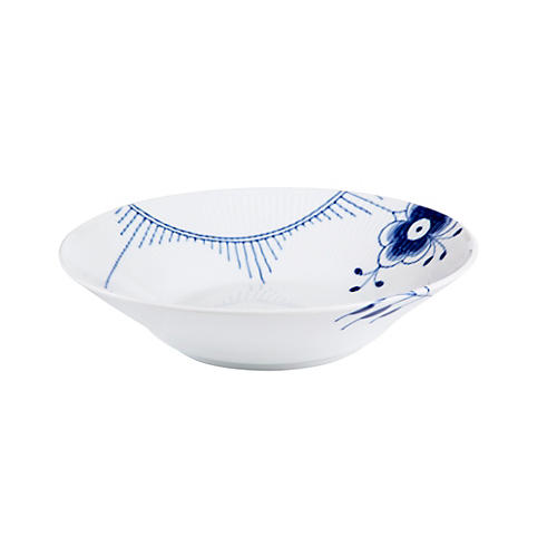Blue Mega Pasta Bowl, 9.5""