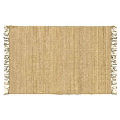 Orion Jute Rug, Natural