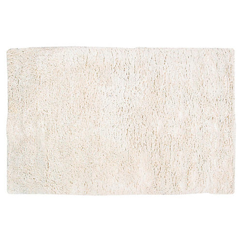 Teagan Shag Rug, Winter White