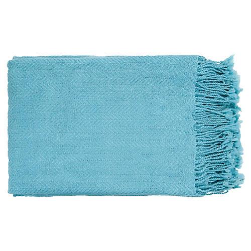 Bold Throw, Blue