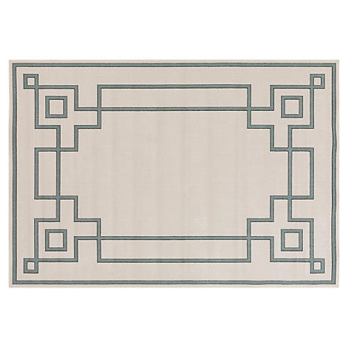 Richmond Outdoor Rug, Beige