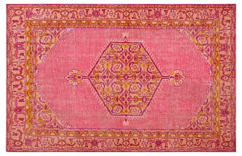 Eloten Rug, Red/Pink