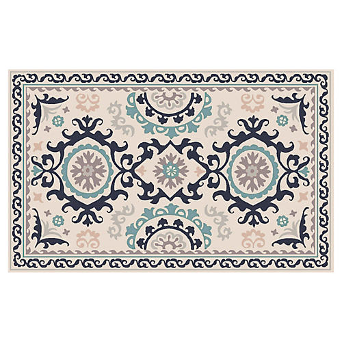 Rawlins Rug, Light Gray