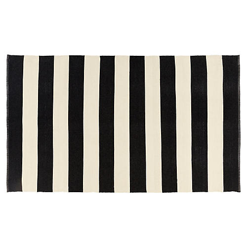 Picnic Outdoor Rug, Black
