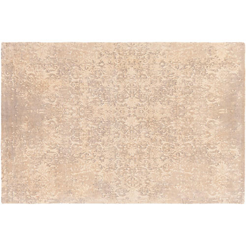 Avoca Rug, Cream/Taupe