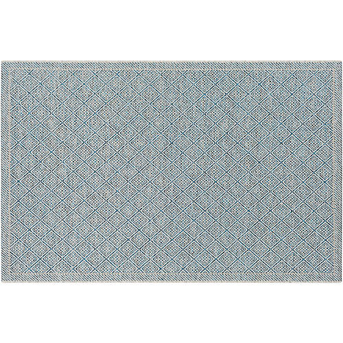 Dalum Outdoor Rug, Sky Blue