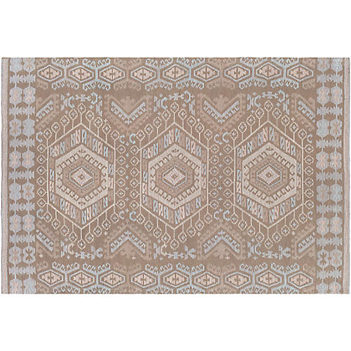 Hadley Outdoor Rug, Gray