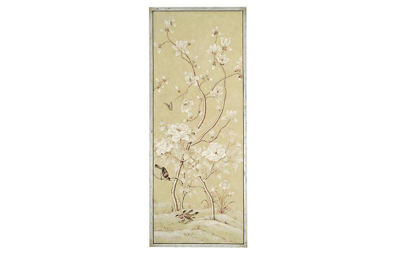 Spring Blossom Bird, Left