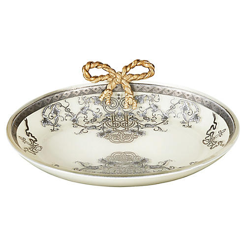Toulouse Soap Dish, Cream
