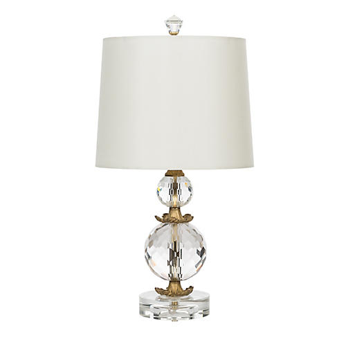 Briella Table Lamp, Gold
