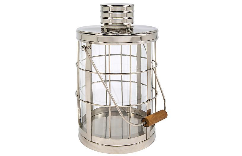 Cage Hurricane, Silver