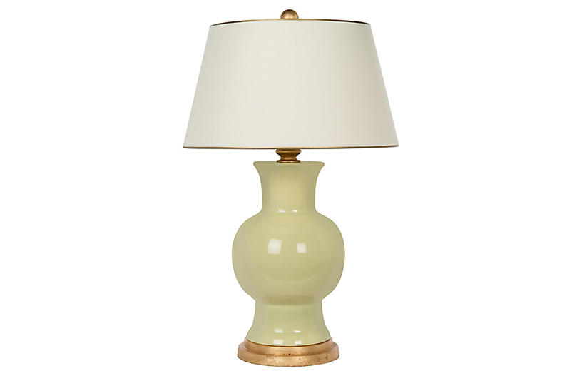 Juliette Table Lamp, Citrus
