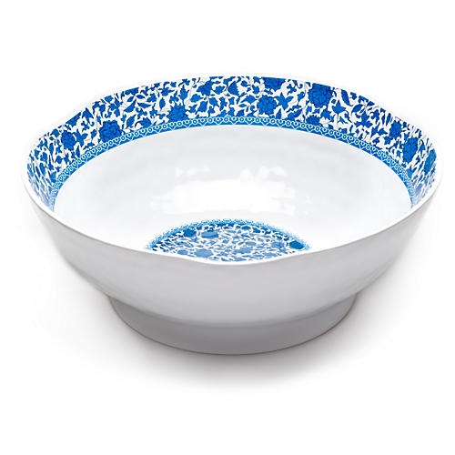 Heritage Melamine Serving Bowl