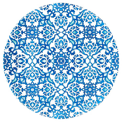 Royal Lapis Melamine Serving Platter