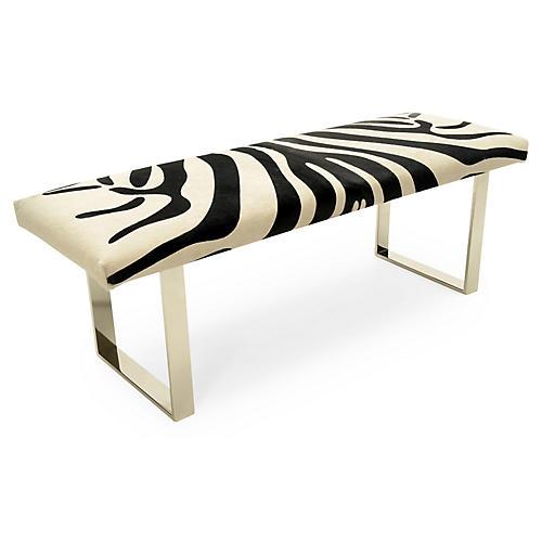 Bebe Zebra Bench