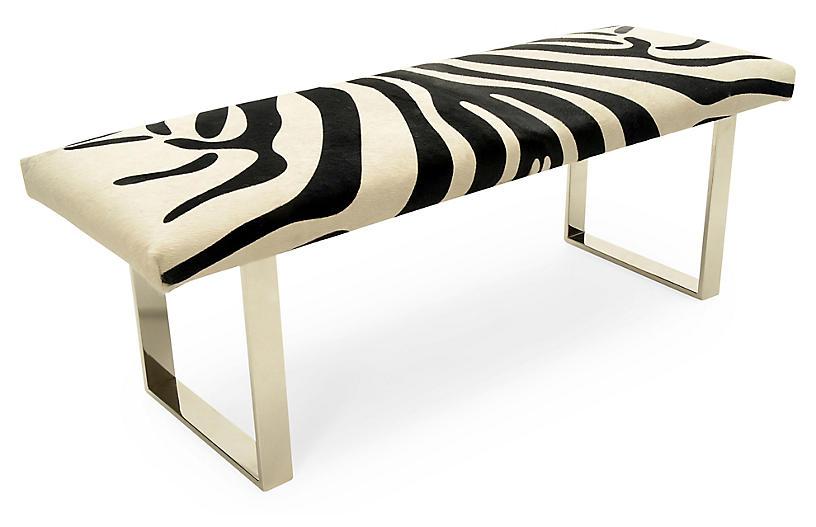 Bebe Zebra Bench - Le-Coterie